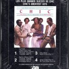 Chic - Chic's Greatest Hits Sealed 8-track tape
