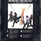 England Dan & John Ford Coley - Dr. Heckle And Mr. Jive Sealed 8-track tape