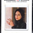 Barbra Streisand - The Way We Were Sealed 8-track tape