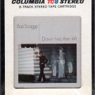 Boz Scaggs - Down Two Then Left Sealed 8-track tape