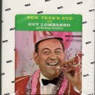 Guy Lombardo - New Years Eve Sealed 8-track tape