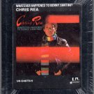 Chris Rea - Whatever Happened To Benny Santini 1978 Debut UA Sealed 8-track tape