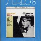 Brook Benton - Golden Hits Sealed 8-track tape