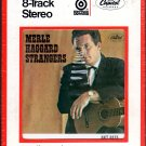Merle Haggard - Strangers Debut Sealed RARE 1965 8-track Tape
