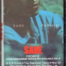 Sade - Promise Cassette Tape