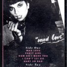 Linda Ronstadt - Mad Love Cassette Tape