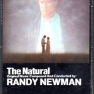 The Natural - Soundtrack Randy Newman Cassette Tape