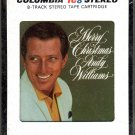 Andy Williams - Merry Christmas Sealed 8-track tape