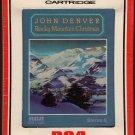 John Denver - Rocky Mountain Christmas 1975 RCA Sealed 8-track tape