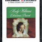 Andy Williams - Christmas Present Sealed 8-track tape