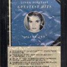 Linda Ronstadt - Greatest Hits Vol 2 8-track tape