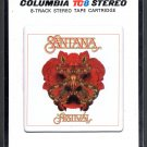Santana - Festival Sealed 8-track tape