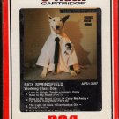 Rick Springfield - Working Class Dog Sealed 8-track tape