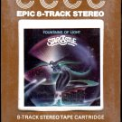 Starcastle - Fountains Of Light 1977 EPIC 8-track tape