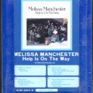 Melissa Manchester - Help Is on The Way 1976 GRT ARISTA Sealed 8-track tape
