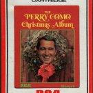 Perry Como - The Perry Como Christmas Album Sealed 8-track tape