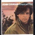 John Cougar - American Fool Cassette Tape