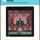 Kansas - Audio Visions 8-track tape