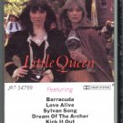 Heart - Little Queen Cassette Tape