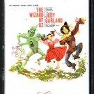 The Wizard Of Oz - Original Soundtrack Cassette Tape