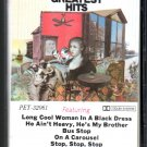 The Hollies - Greatest Hits Cassette Tape