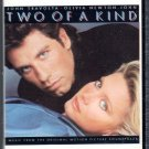 John Travolta And Olivia Newton-John - Two Of A Kind Cassette Tape