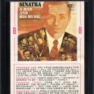 Frank Sinatra - Sinatra A Man And His Music 8-track tape