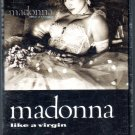 Madonna - Like A Virgin Cassette Tape