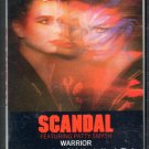 Scandal - Warrior Cassette Tape