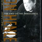 Don Henley - End Of The Innocence Cassette Tape