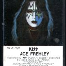 KISS - Ace Frehley Cassette Tape