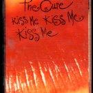 The Cure - Kiss Me Kiss Me Kiss Me Cassette Tape