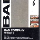 Bad Company - 10 From 6 Cassette Tape
