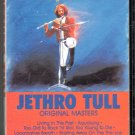 Jethro Tull - Original Masters Cassette Tape