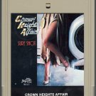 Crown Heights Affair - Sure Shot 8-track tape