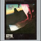 Styx - Cornerstone 1979 A&M 8-track tape