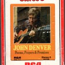 John Denver - Poems, Prayers & Promises 8-track tape