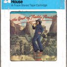 Freddy Fender - The Best Of Freddy Fender 8-track tape