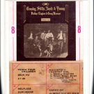 Crosby, Stills, Nash & Young - Deja Vu 1970 ATLANTIC 8-track tape