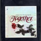 Together - Todays Love Hits K-Tel 8-track tape