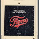 Fame - Original Motion Picture Soundtrack 1980 RSO 8-track tape