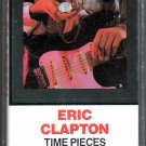 Eric Clapton - Time Pieces The Best Of Clapton Cassette Tape