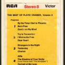 Floyd Cramer - The Best Of Volume II 1968 RCA A20 8-track tape