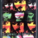 Daryl Hall & John Oates - Change Of Season Cassette Tape
