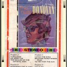 Donovan - The Real Donovan GRT Quixonic Cart 1966 RARE 8-track tape