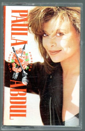 Paula Abdul - Forever Your Girl Cassette Tape