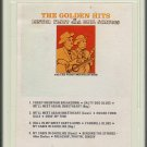 Lester Flatt & Earl Scruggs - The Golden Hits Bluegrass 8-track tape