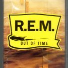 R.E.M. - Out Of Time Cassette Tape