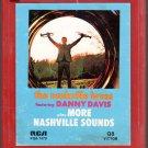 Danny Davis and The Nashville Brass - More Nashville Sounds Quadraphonic 8-track tape