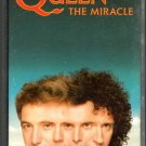 Queen - The Miracle Cassette Tape